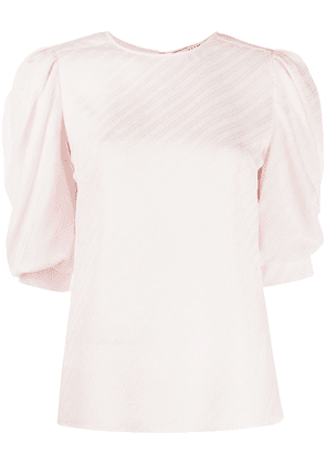 Givenchy puff sleeve blouse - Pink