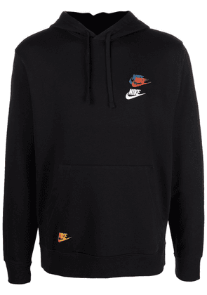 Nike Essentials+ French terry-cloth hoodie - Black
