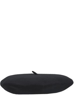Felted Wool Beret Hat