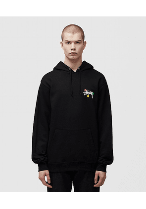 DOT COLLAGE HOODY