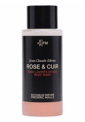 Frederic Malle rose and cuir body wash - Pink