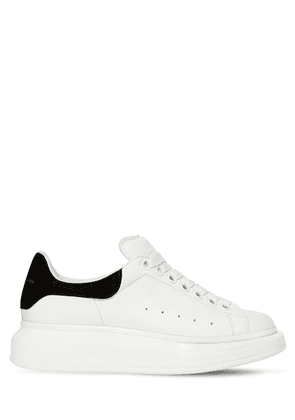 45mm  Leather & Suede Sneakers