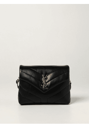 Loulou Toy Saint Laurent bag in quilted leather