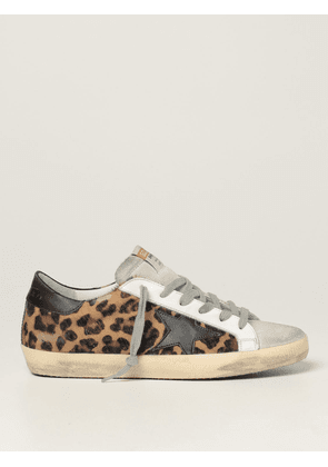 SuperStar classic Golden Goose trainers in pony and suede