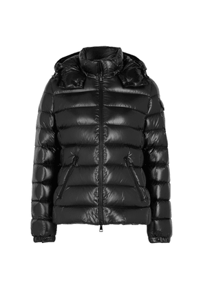 Moncler Bady Black Quilted Shell Jacket