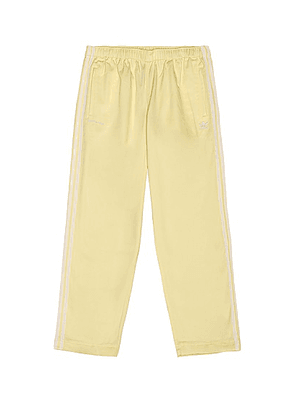 adidas by Wales Bonner Gabardine Track Pant in Mist Sun - Yellow. Size M (also in ).