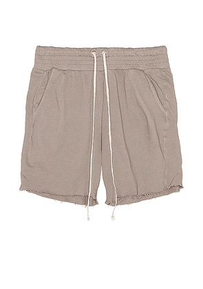 Les Tien Yacht Short in Dove - Grey. Size XL/1X (also in ).