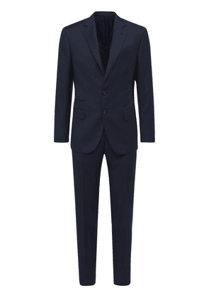 Pre-couture Single Breast Wool Suit