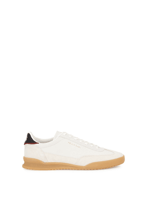 PS Paul Smith Dover White Leather Sneakers