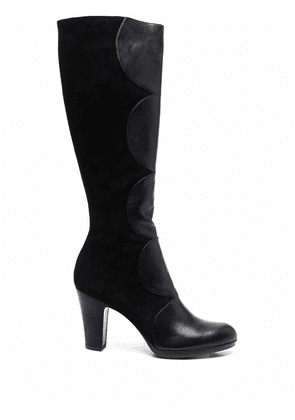 Chie Mihara Ciao knee-high boots - Black