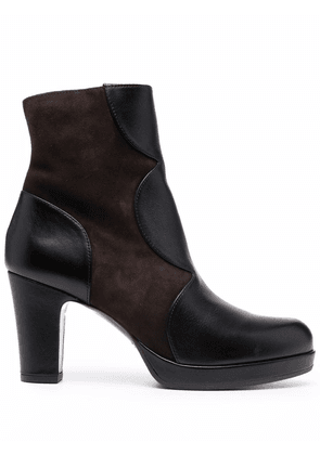 Chie Mihara Jucarel leather boots - Black