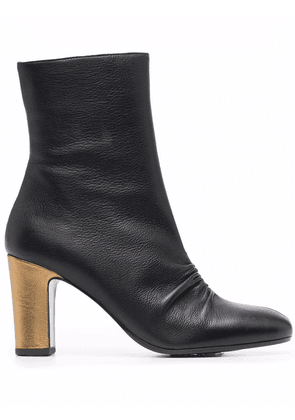 Chie Mihara Waura leather boots - Black