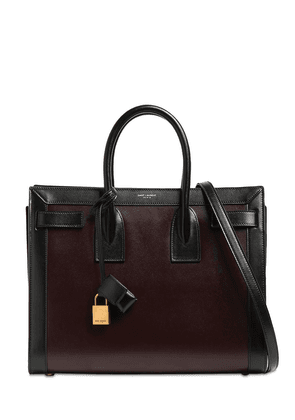 Small Sac De Jour Leather Tote Bag