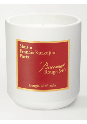 Maison Francis Kurkdjian - Baccarat Rouge 540 Scented Candle, 280g - Men - one size