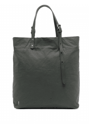 Ally Capellino top-handle zipped tote - Green