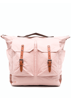 Ally Capellino Frank top-zip backpack - Pink