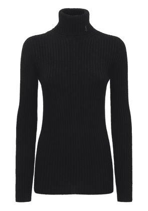 Maille Wool & Cashmere Knit Sweater