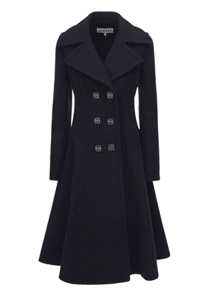 Wool & Cashmere Double Breasted Coat