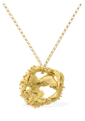 The Craters We Know Necklace