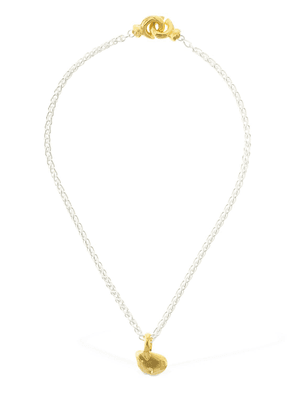 The Unwinding Answer Necklace