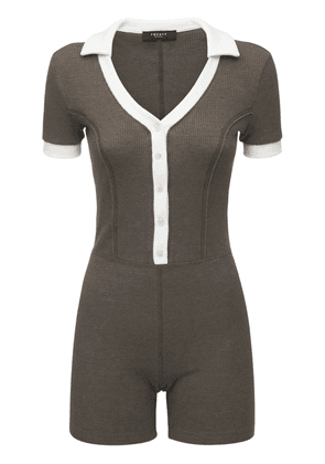 Everest Thermal Buttoned Romper
