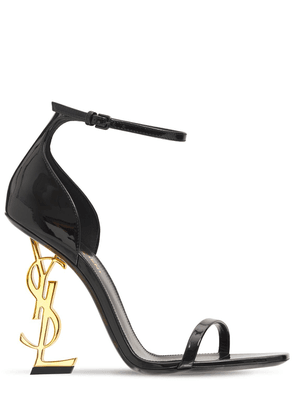 110mm Opyum Patent Leather Sandals