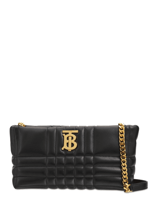 Small Lola Quilted Leather Shoulder Bag
