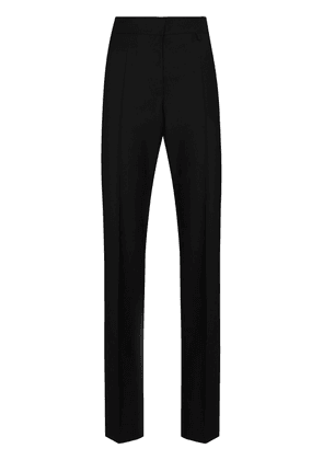 Givenchy high-waisted wool tailored trousers - Black