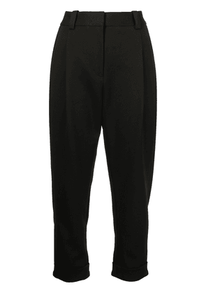 3.1 Phillip Lim cropped tailored trousers - Black