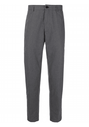 Department 5 George high-waisted cropped trousers - Grey
