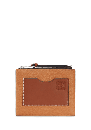 Soft Grained Leather Card Holder