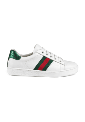 Children's Ace leather sneaker