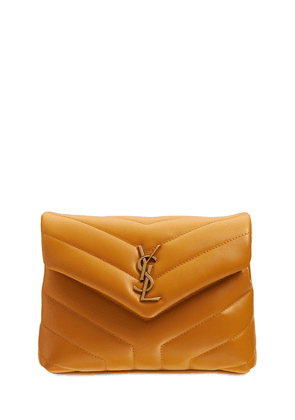 Toy Loulou Leather Monogram Bag