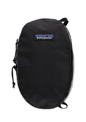 Small Black Hole Cube Toiletry Bag