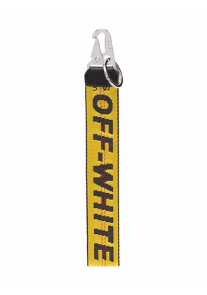 Off-White CLASSIC INDUSTRIAL KEY HOLDER YELLOW BLA