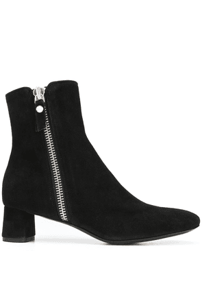 AGL suede ankle boots - Black