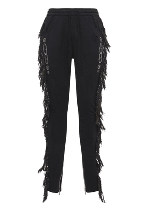 Sx Riders Fringed Joggers
