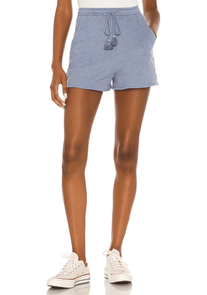Lovers and Friends Antonie Short in Baby Blue. Size M, S, XL, XS, XXS.