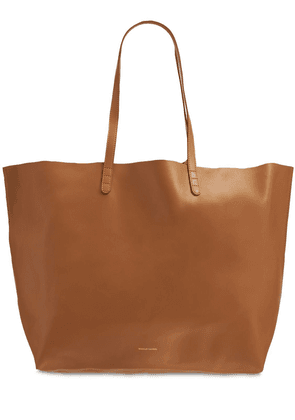 Oversized Tote Leather Bag
