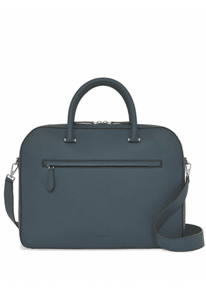 Burberry Olympia leather briefcase - Blue