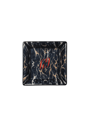 Gucci marble square trinket tray