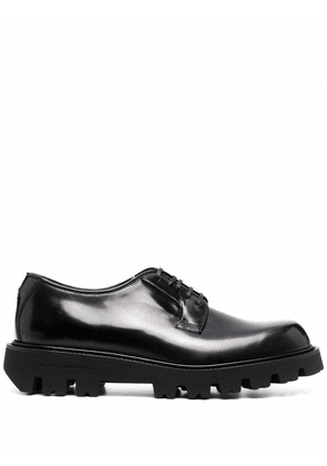 Fratelli Rossetti chunky sole shoes - Black