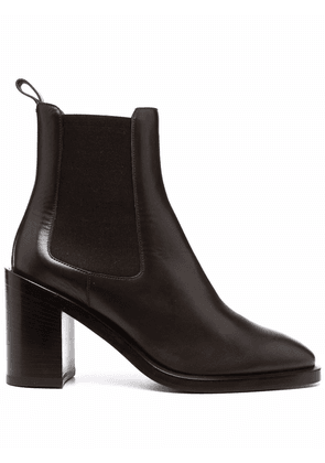 Fratelli Rossetti ankle-length leather boots - Green