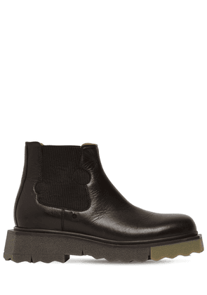 Meteor Leather Chelsea Boots