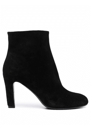 Del Carlo ankle-length boots - Black