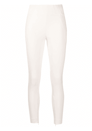 By Malene Birger high-waisted trousers - White