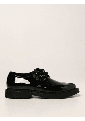 Teddy Saint Laurent derby in patent leather