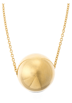 Large Sphere Long Necklace