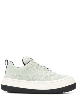 Eytys Soni lace-up sneakers - Green
