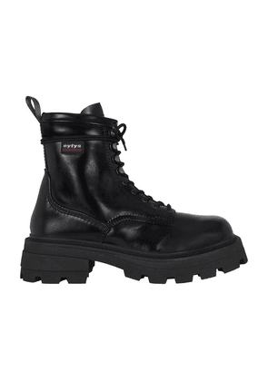 Michigan leather boots
